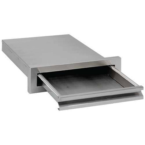 Cal Flame Griddle Tray w/Storage - BBQ07862P - JwGrills