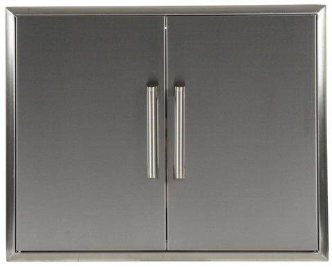 Coyote 31-Inch Double Access Door- CDA2431 - JwGrills