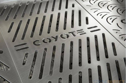 Coyote Signature Grates 3 Pack for 28 Inch 30 Inch And 42 Inch Grills- CSIGRATE15 - JwGrills