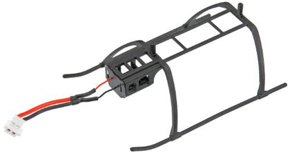 Heli Max Axe 100 FP Landing Skid with Battery Mount