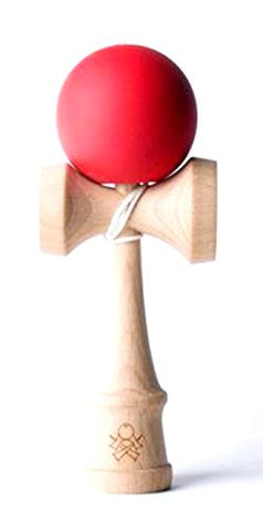Mini Kendama by Sweets Kendamas Color Red 866-R