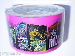 Monster High Tapeffiti Monster Roll Tape