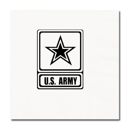 Army Luncheon Napkin (16/Pkg)