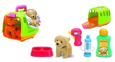 Small World All About Baby Puppy Care Kit