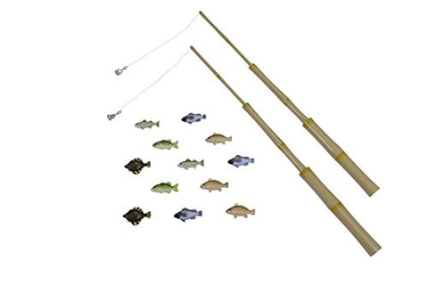 Marvel Education  MTC-177 Magnetic Fishing Set
