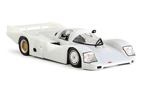 Slot.It Porsche 962C-85 White Performance Slot Car Kit (1:32 Scale), One Size, Undecorated