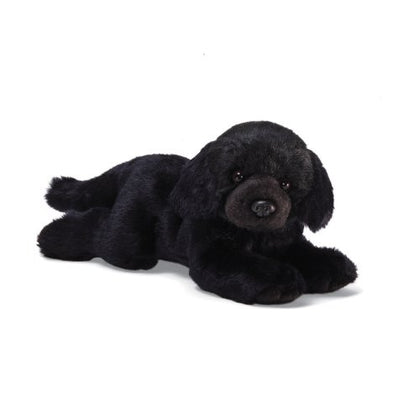 Gund Black Labrador Medium 14  Plush