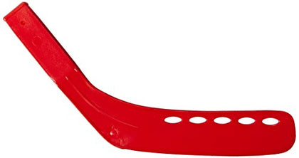 Shield 896R Replacement Indoor Hockey Stick Blade, Plastic, Red
