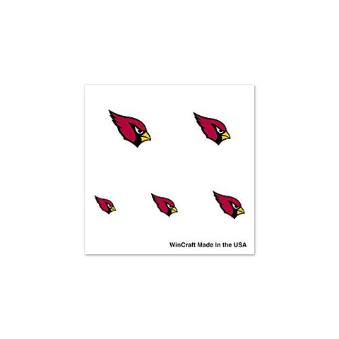 NFL Arizona Cardinals 75843091 Fingernail Tattoos