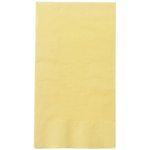 Party Dimensions 16 Count Guest Towel, Yellow