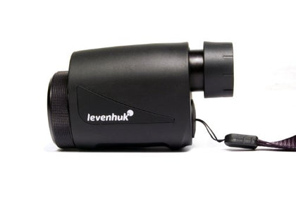 Levenhuk Levenhuk Wise 8x25 Monocular, 8x, Compact, Multi-coated Optics, Case
