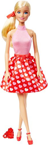 Barbie Valentine Sweetie Doll