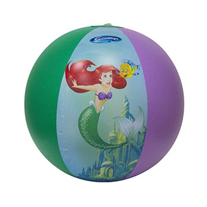 Disney Princess Beach Ball featuring Ariel
