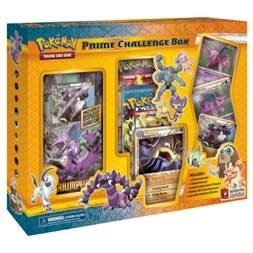 Pokemon TCG: Prime Challenge Triumphant Box [Machamp]