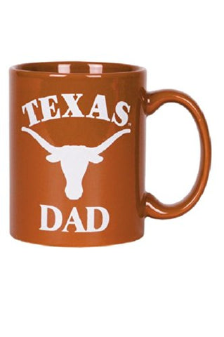 University Of Texas Longhorns Dad Mug