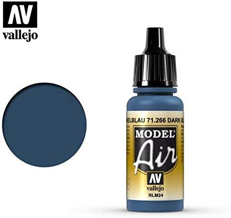 Vallejo Dark Blue Rlm24 17Ml Paint
