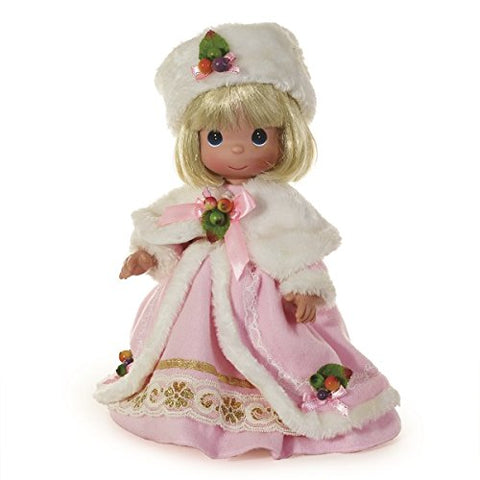 Precious Moments Winter Wonderland Doll, 12
