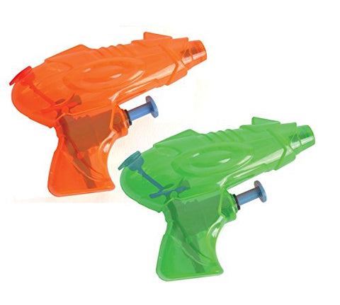 Mini Water Guns Squirt Pistols Set For Pool Kids Outdoor Fun Refillable Squirt Guns