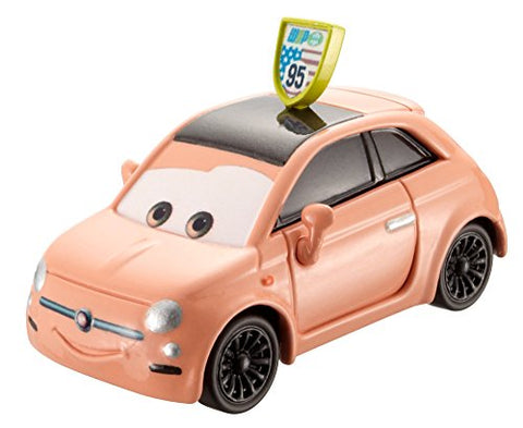 Disney Pixar Cars Die-Cast Cartney Carsper Vehicle