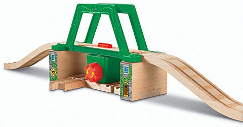 Fisher-Price Thomas the Train Wooden Railway Rumblin' Bridge