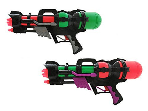 Lvnv Toys@ Summer Splasher No.6 18  Single Nozzle Pump Toy Water Gun, Super Blaster Soaker (Colors May Vary)