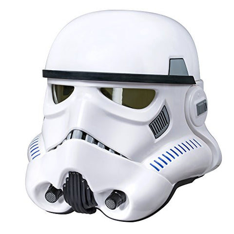 Star Wars The Black Series Imperial Stormtrooper Electronic Voice Changer Helmet