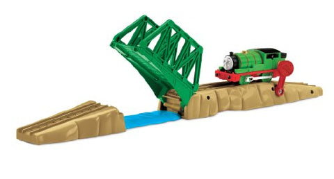 Thomas the Train: TrackMaster Raise & Lower Drawbridge Engine Powered Destination