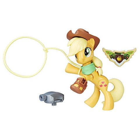My Little Pony Guardians of Harmony Applejack Figure