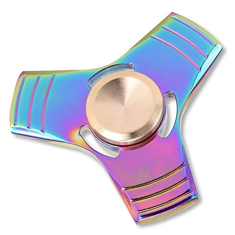 Spinners By IN Global Rainbow Gold Metal Edition