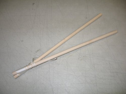 Wooden Diabolo Handsticks
