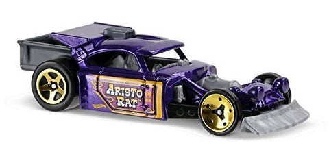 Hot Wheels 2017 Legends of Speed Aristo Rat 1/365, Purple