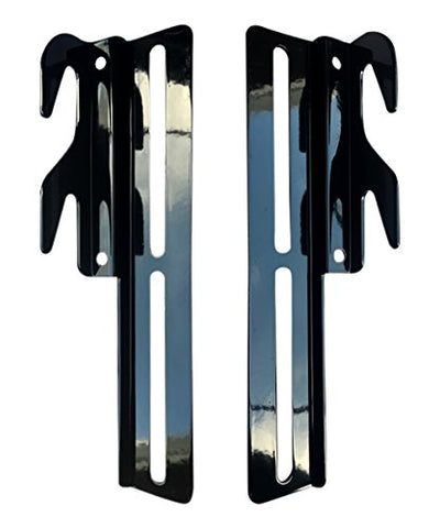 #711 Bed Rail Hooks Plate Adapter Conversion Kit Bolt On Bed Headboard Or Bed Footboard Frame Claw It On - Comes With Nuts And Bolts And Washers Bed Adapter Conversion Kit Adjusts In Height