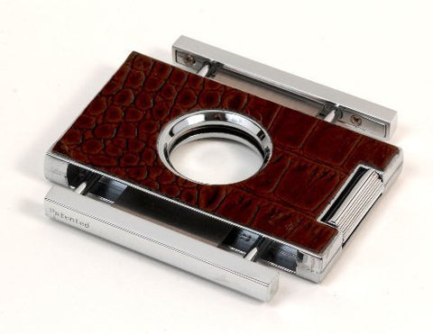 Brizard & Co. Elite Series Crocodile Tobacco Cigar Cutters