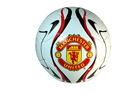 Manchester United FC Authentic Official Licensed Soccer Ball Size 4 -001 by RHINOXGROUP