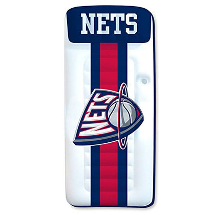 Poolmaster 88617 New Jersey Nets NBA Giant Mattress