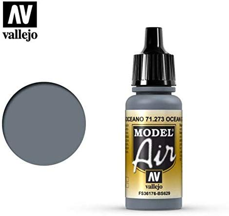 Vallejo Ocean, Gray, 17Ml