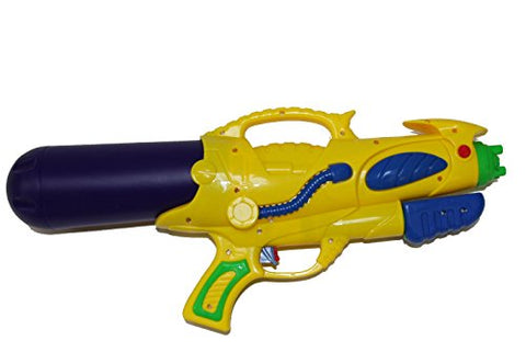 SINTECHNO Long Single Nozzle Water Gun with Pump Action, 20