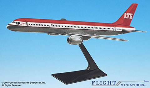 Flight Miniatures LTE International Airways Boeing 757-200 1:200 Scale Display Model