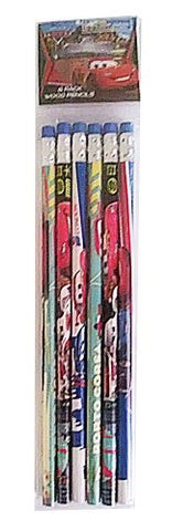Disney Cars Wood Pencils