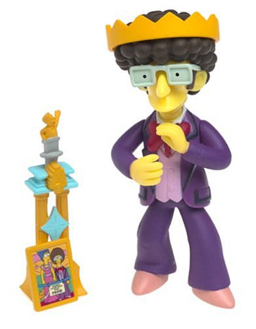 The Simpsons Series 16 Action Figure Artie Ziff