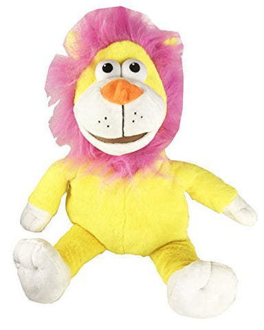 Mimic Mees Talk Back Zoo Interactive Plush Hand Puppet Toy Stuffed Animal Pet Lion