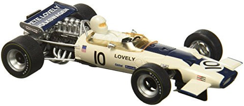 Scalextric Team Lotus 49 Pete Lovely #10 1:32 Slot Car C3707 Vehicle Replicas