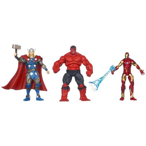 Marvel Universe Heroic Age Heroes 4 Inches