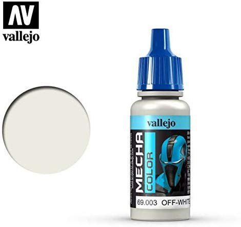 Vallejo Off-White 17Ml Painting Accessories