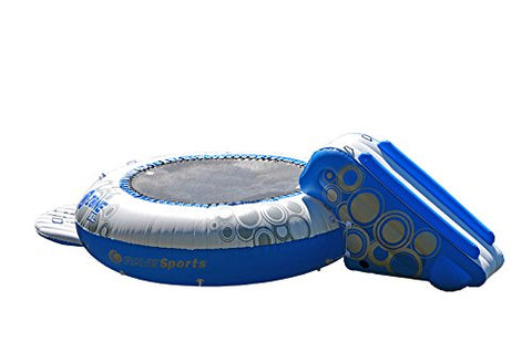 Rave Sports O-Zone Xl Plus Water Bouncer With Slide