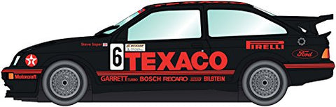 Scalextric Ford Sierra RS500  Texaco  British Touring Championship 1988 Brands Hatch Slot Car (1:32 Scale)