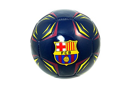 FC Barcelona Authentic Official Licensed Soccer Ball Size 3 -002 by RHINOXGROUP