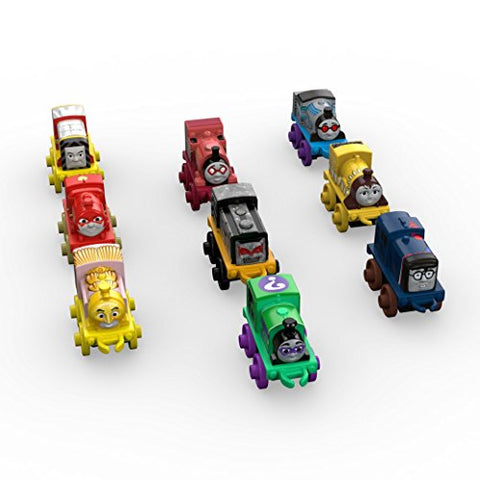 Fisher-Price Thomas & Friends MINIS DC Super Friends Train,
