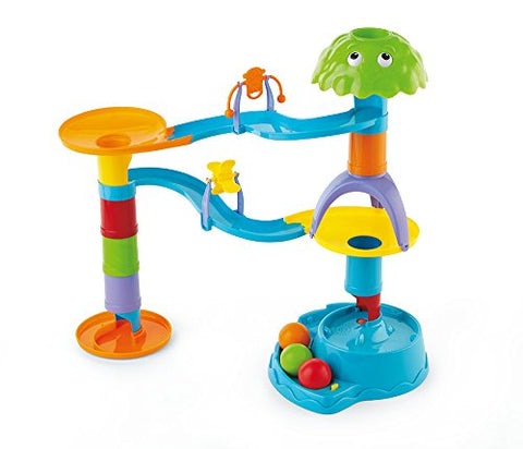 Kidoozie Musical Ball Maze with 25 Fun, Colorful Pieces