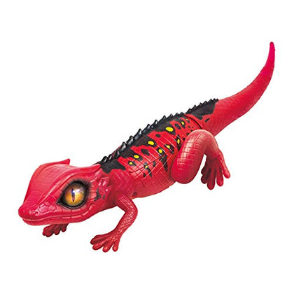 Tobar Zuru Robo Alive Lizard Red
